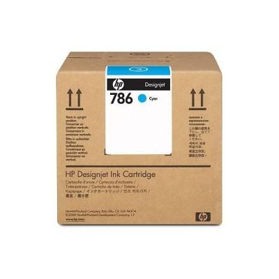 HP LX600 3-litre Cyan Latex Scitex Ink Cartridge (CC586A)