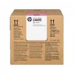 HP LX600 3-litre Light Magenta Latex Scitex Ink Cartridge (CC590A)