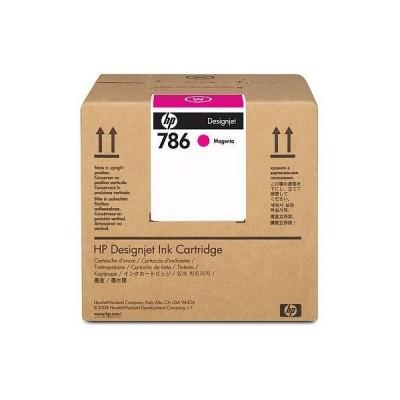 HP LX600 3-litre Magenta Latex Scitex Ink Cartridge (CC587A)