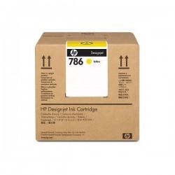 HP LX600 3-litre Yellow Latex Scitex Ink Cartridge (CC588A)