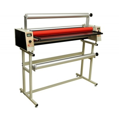 Pro-Lam 244WF 44 inch Wide Format Roll Mounting Laminator with Stand