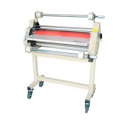 """Tamerica VersaLam 2700-P 27"""" One Sided/Two Sided Roll Laminator w/Stand"""
