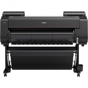 Canon image PROGRAF PRO-4000 44inch Professional Photographic Large-Format Inkjet Printer with Multifunction Roll System