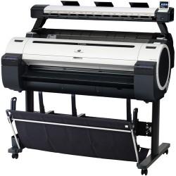 "Canon imagePROGRAF iPF770 36"" Large-Format Inkjet Printer with L36 Scanner"