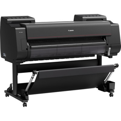 "Canon imagePROGRAF PRO-4000 44"" Professional Photographic Large-Format Inkjet Printer"