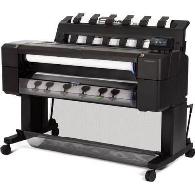 HP DesignJet T1530 Dual-Roll 36 inch Thermal Inkjet PostScript Printer