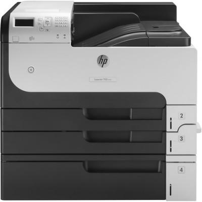 HP LaserJet Enterprise 700 M712xh Monochrome Network Laser Printer