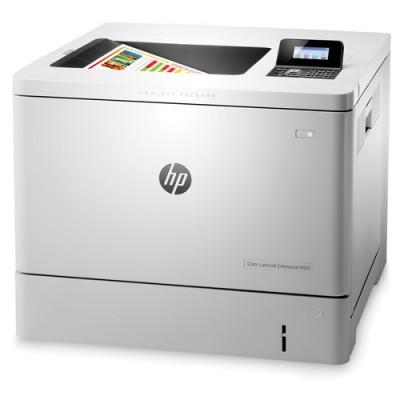 HP Laserjet Enterprise M553n Color Laser Printer with Toner Kit