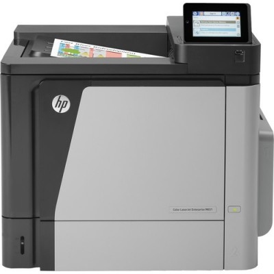 HP LaserJet Enterprise M651n Color Laser Printer