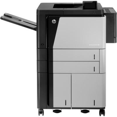 HP LaserJet Enterprise M806x+ Black and White Laser Printer
