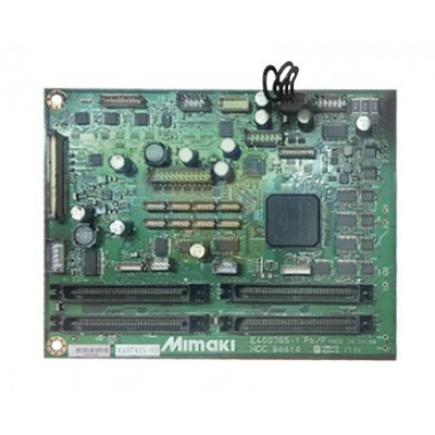 MIMAKI TS500-1800 HDC PCB ASSY - E107415