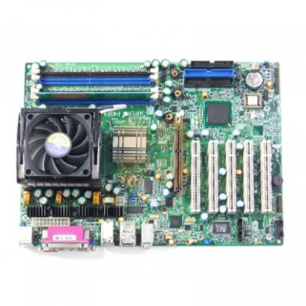 QS Series Assy, Motherboard 512MB, FS - 45066761